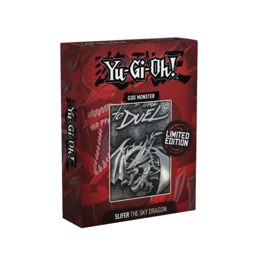 Yu-Gi-Oh! Replica God Card Slifer the Sky Dragon
