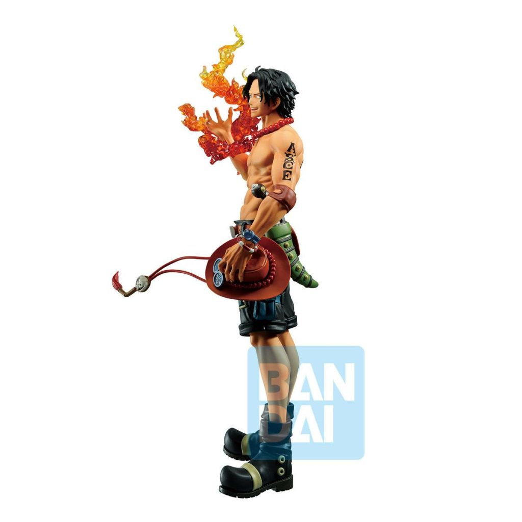 One Piece Ichibansho PVC Statue Portgas D. Ace (Treasure Cruise) 20 cm