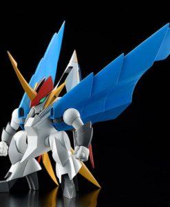 Mashin Hero Wataru Plastic Model Kit 1/20 PLAMAX MS-06 Kuoumaru 8 cm