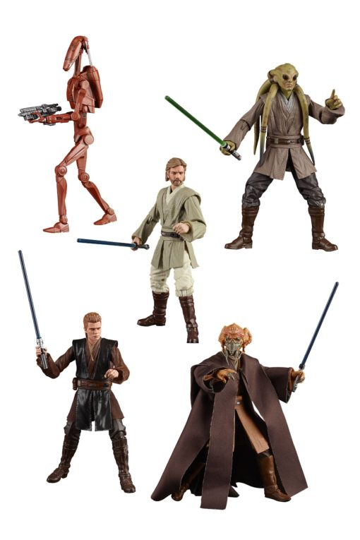Star Wars Black Series Action Figures 15 cm 2020 Wave 2 Assortment (8)