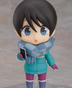 Laid-Back Camp Action Figure Ena Saito 10 cm