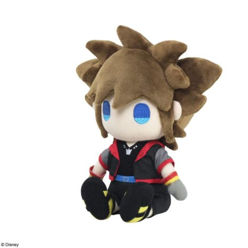Kingdom Hearts III Plush Figure Sora 19 cm