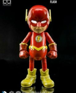 Justice League Mini Hybrid Metal Action Figure The Flash 9 cm
