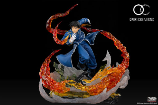 Roy Mustang – The Flame Alchemist 1/6 Statue