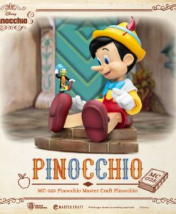 Disney Master Craft Statue Pinocchio 27 cm