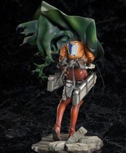 Attack of Titan PVC Statue 1/7 Levi 24 cm