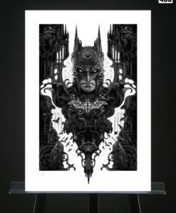 DC Comics Art Print Batman 46 x 61 cm - unframed