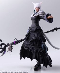 Final Fantasy XIV Bring Arts Action Figure Y'shtola 14 cm