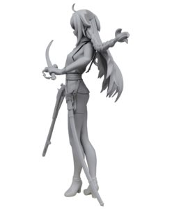 Fate/Grand Order SSS PVC Statue Saber/Lakshmi Bai 18 cm