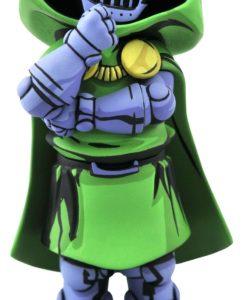 Marvel Animated Statue Doctor Doom 13 cm