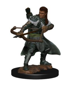 D&D Icons of the Realms Premium Miniature pre-painted Human Ranger Male Case (6)