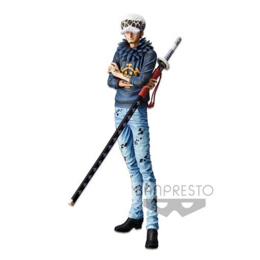 One Piece Grandista Resolution of Soldiers Statue Trafalgar Law 29 cm