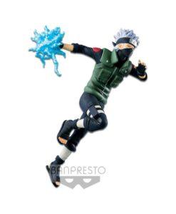 Naruto Shippuden Vibration Stars Statue Hatake Kakashi 19 cm