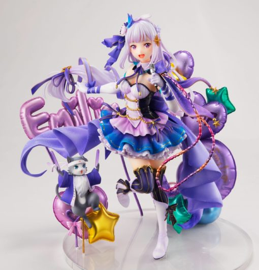 Re: Zero Starting Life in Another World Statue 1/7 Emilia Idol Ver. 24 cm