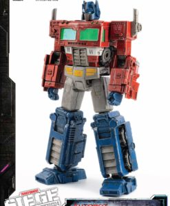 Transformers: War For Cybertron Trilogy DLX Action Figure Optimus Prime 25 cm