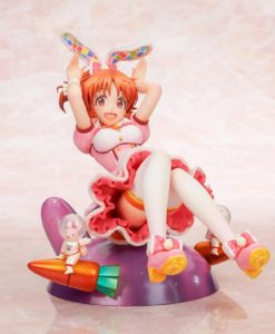The Idolmaster Cinderella Girls PVC Statue 1/7 Abe Nana Pripriusamine Ver. 16 cm