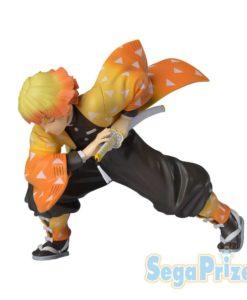 Demon Slayer: Kimetsu no Yaiba PVC Statue Agatsuma Zenitsu (Sega Prize) 14 cm