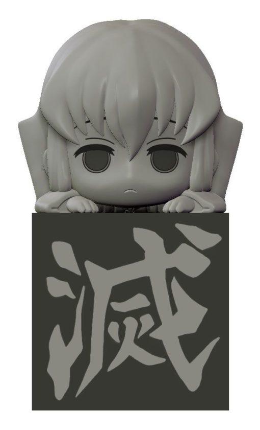 Demon Slayer: Kimetsu no Yaiba Hikkake PVC Statue Hashira 2 Tokito Muichiro 10 cm