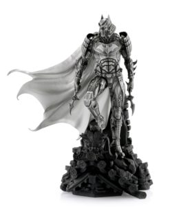 DC Comics Pewter Collectible Statue Batman Samurai Series Limited Edition 39 cm