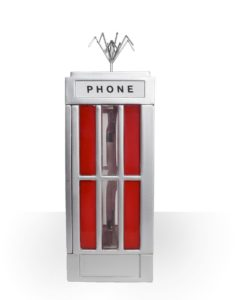 Bill & Ted's Excellent Adventure FigBiz Phone Booth
