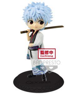 Gintama Q Posket Mini Figure Gintoki Sakata Ver. A 15 cm