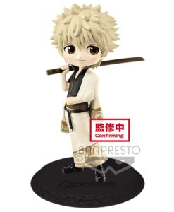 Gintama Q Posket Mini Figure Gintoki Sakata Ver. B 15 cm