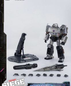 Transformers: War For Cybertron Trilogy DLX Action Figure Megatron 25 cm
