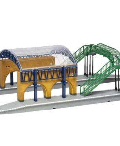 Harry Potter Model Railway Building 1/76 Platform 9 3/4