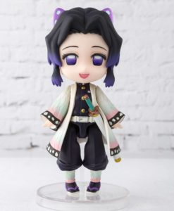 Demon Slayer: Kimetsu no Yaiba Figuarts mini Action Figure Kocho Shinobu 9 cm