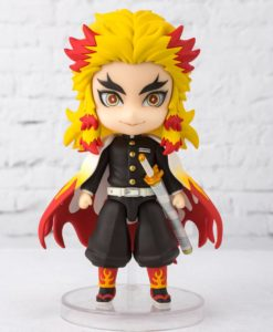 Demon Slayer: Kimetsu no Yaiba Figuarts mini Action Figure Rengoku Kyojuro 9 cm