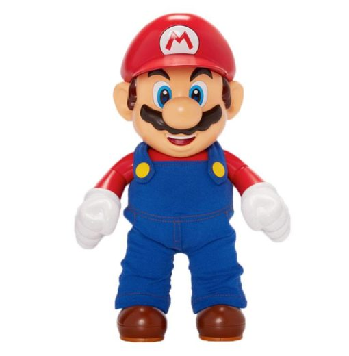World of Nintendo Talking Action Figure It's-A Me! Mario 30 cm