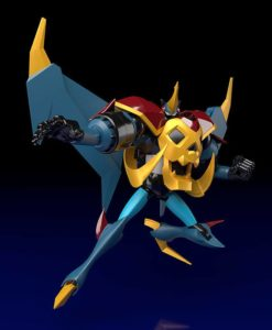 Gaiking: Legend of Daiku-Maryu Moderoid Plastic Model Kit Raiking 13 cm