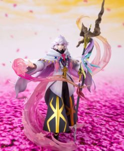 Fate/Grand Order - Absolute Demonic Front: Babylonia FiguartsZERO PVC Statue Merlin 25 cm