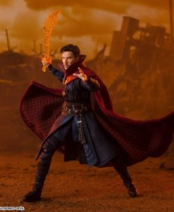 Avengers Infinity War S.H. Figuarts Action Figure Doctor Strange (Battle on Titan Edition) 15 cm
