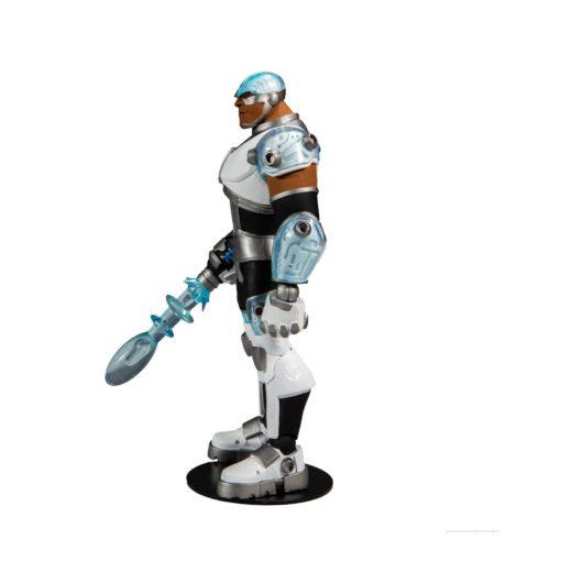 DC Multiverse Animated Action Figure Animated Cyborg 18 cm