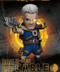 X-Men Egg Attack Action Figure Cable 17 cm