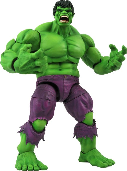Marvel Select Action Figure Rampaging Hulk 25 cm