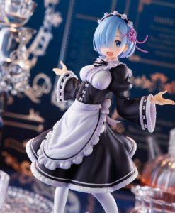 Re:Zero PVC Statue AMP Rem Winter Maid Image Ver. 23 cm
