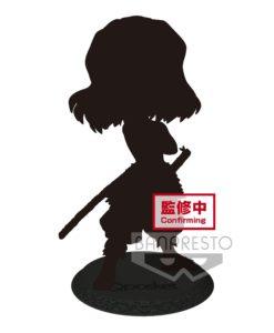 Demon Slayer Kimetsu no Yaiba Q Posket Mini Figure Inosuke Hashibira Ver. B 14 cm