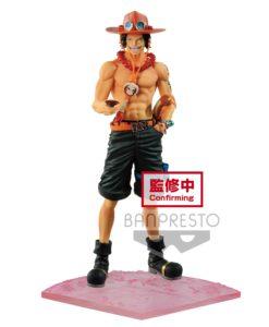One Piece magazine PVC Statue Monkey D. Luffy Special Episode Luff Vol. 2 19 cm