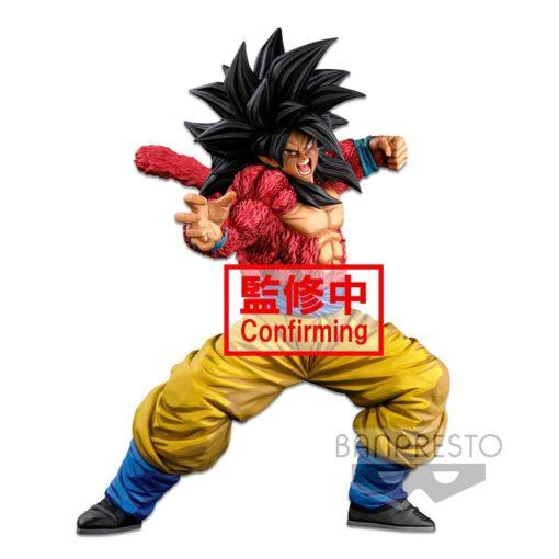 Dragonball Super Super Master Stars Piece Statue Super Saiyan 4 Son Goku (Two Dimentions) 25 cm
