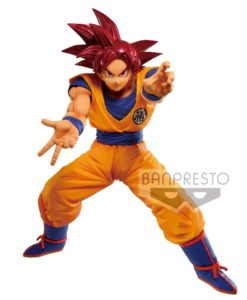 Dragon Ball Super Maximatic PVC Statue The Son Goku V 25 cm