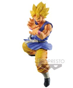 Dragon Ball GT PVC Statue Ultimate Soldiers Super Saiyan Son Goku 15 cm