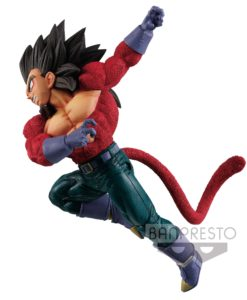 Dragon Ball GT PVC Statue Super Saiyan 4 Vegeta 18 cm
