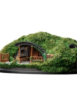 The Hobbit Trilogy Statue #39 Low Road 15 cm