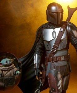Star Wars The Mandalorian Premium Format Figure The Mandalorian 51 cm