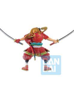 One Piece Ichibansho PVC Statue Armor Warrior Luffytaro 20 cm