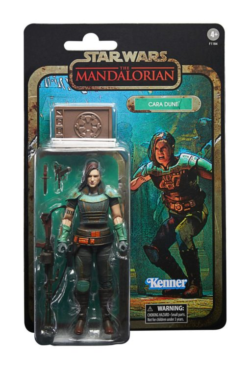 Star Wars The Mandalorian Credit Collection Action Figure 2020 Cara Dune 15 cm