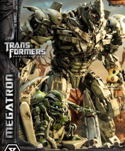 Transformers 3 Statues Megatron & Megatron Exclusive 79 cm Assortment (3)