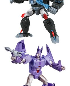 Transformers Generations War for Cybertron: Kingdom Action Figures Voyager 2021 W1 Assortment (3)